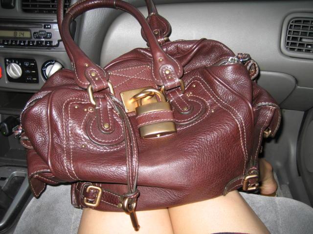 tPF Member: VegisVegis Bag: Chloé Medium Paddington Bag  $1,295 via ShopBop