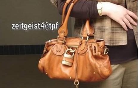 tPF Member: Zeitgeist4 Bag: Chloé Paddington Bag Shop: $1,295 via ShopBop