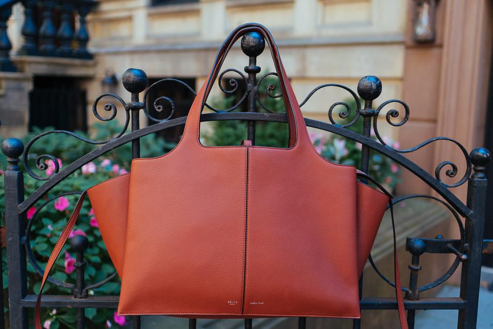 Celine Tri-Fold Bag 1