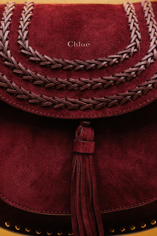 Chloé Hudson Small Suede Bag 2