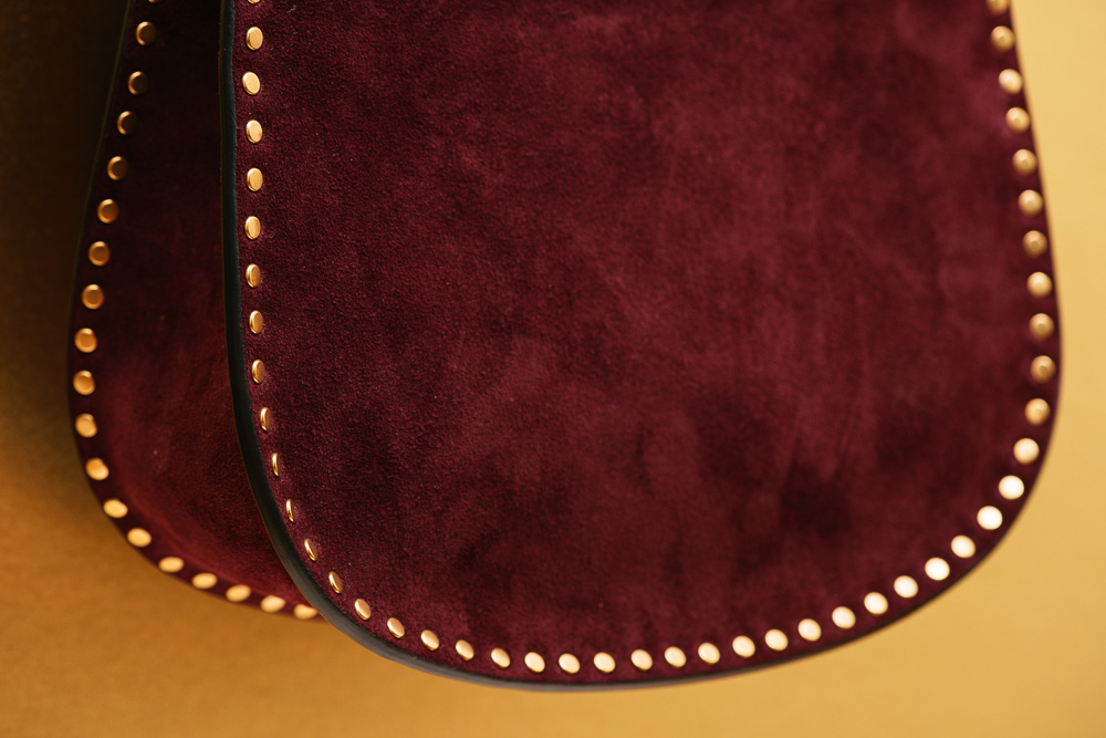Chloé Hudson Small Suede Bag 7