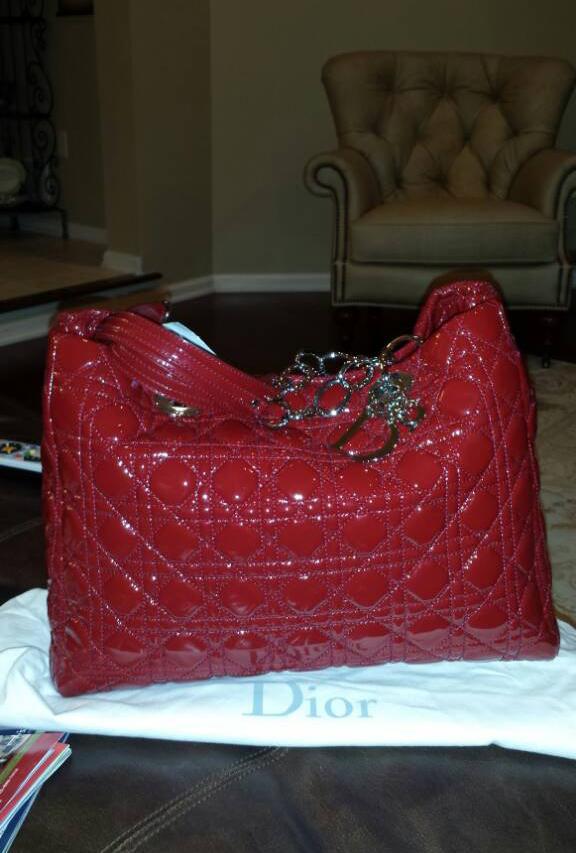 tPG Member: Baghagg  Bag: Dior Dior Soft Bag