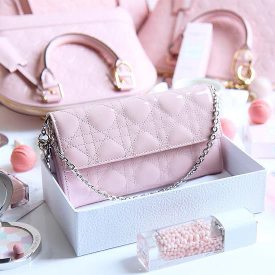 tPF Member: Roseangelique  Bag: Dior  Lady Dior Rendez-Vous Wallet