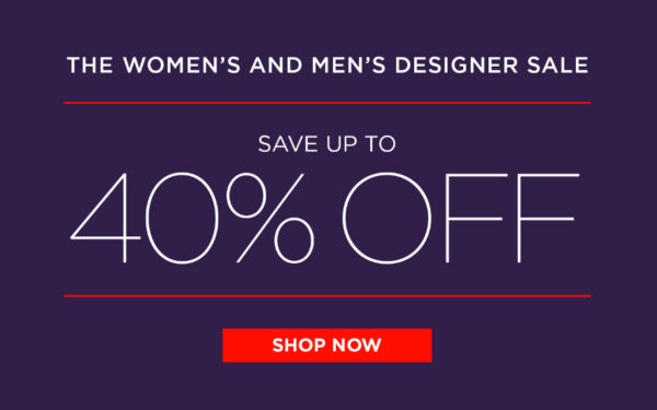 Get Up to 40% Of at the Just-Launched Bergdorf Goodman Designer Sale for Black Friday 2016
