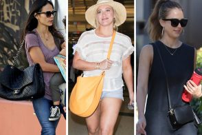 Celeb Bag Picks Run the Gamut from Oversized and Five-Figure to Dainty and Under $200