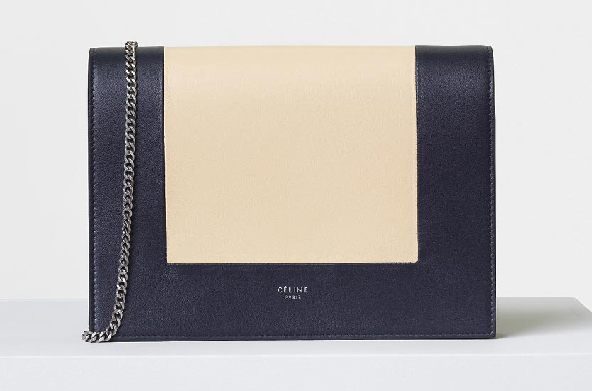celine-frame-evening-clutch-navy