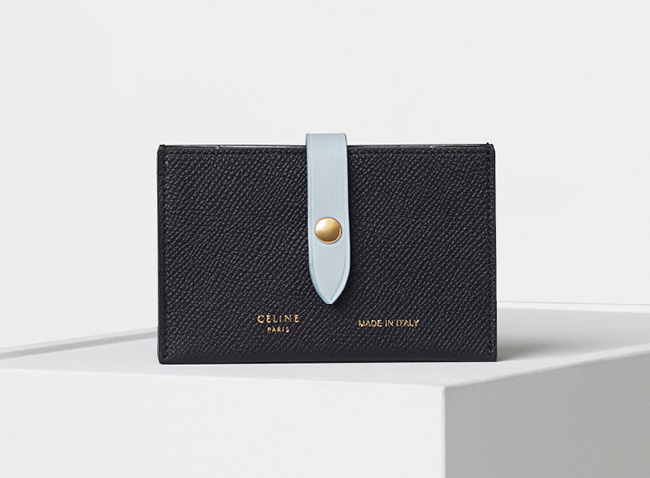 celine-strap-accordeon-card-holder-black