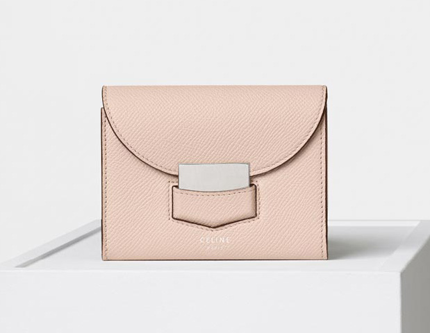 celine-trotteur-gusset-card-holder-blush