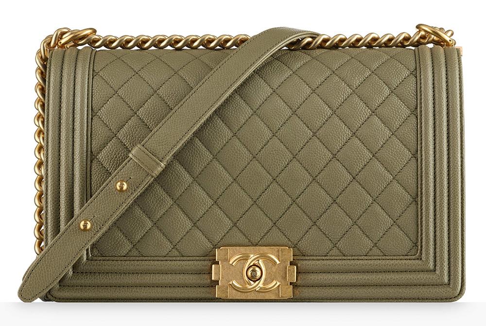 chanel-boy-bag-khaki-5200