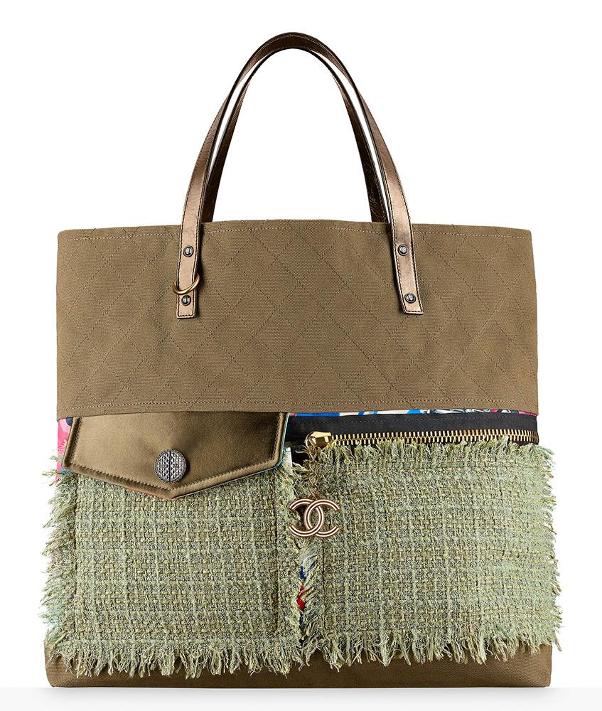 Chanel boy brick flap bag