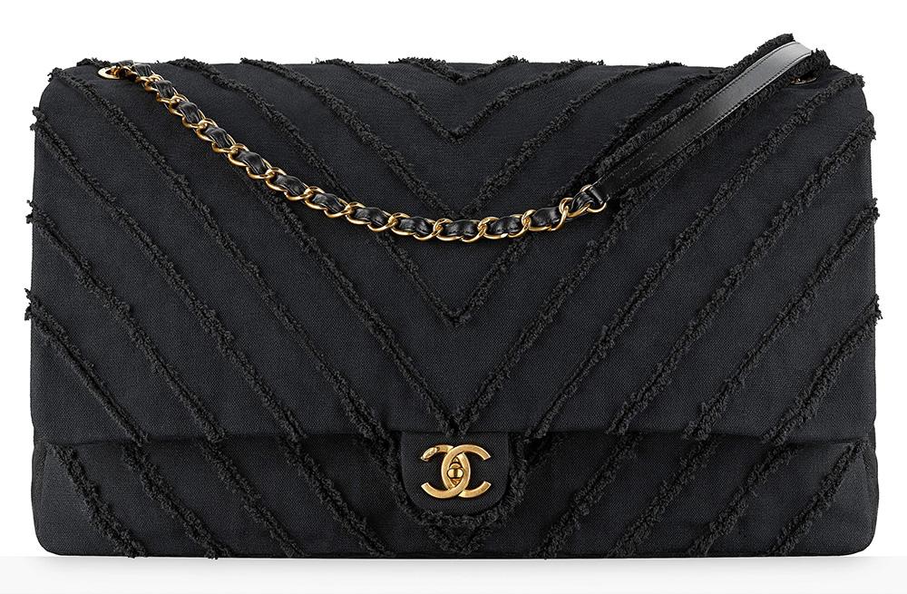 chanel-canvas-patchwork-flap-bag-black-3400