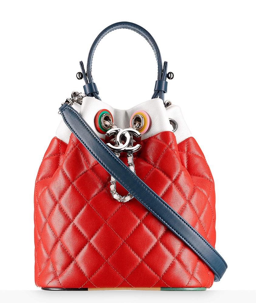 chanel-leather-drawstring-bag-3300