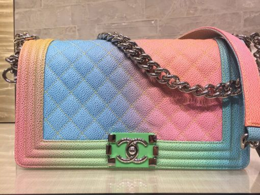 chanel-rainbow-boy-bag