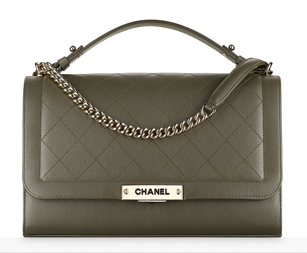 chanel-top-handle-flap-bag-olive-3900