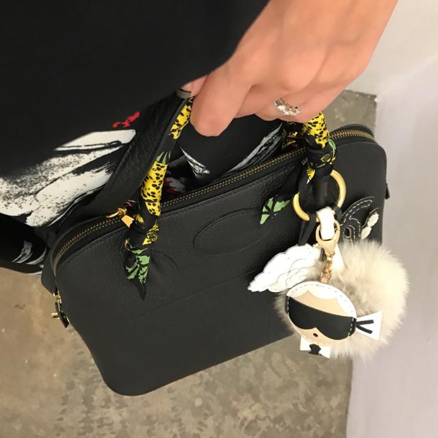 tPF Member: Juzluvpink Bag: Hermès Bolide Bag