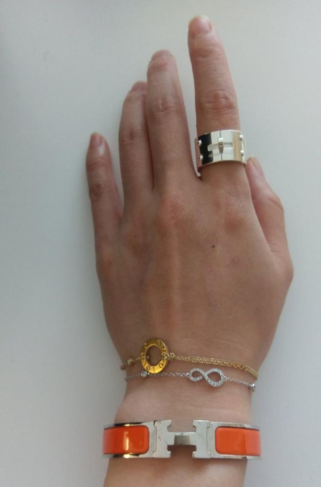 tPF Member: San2222 Ring: Hermès Kelly Ring