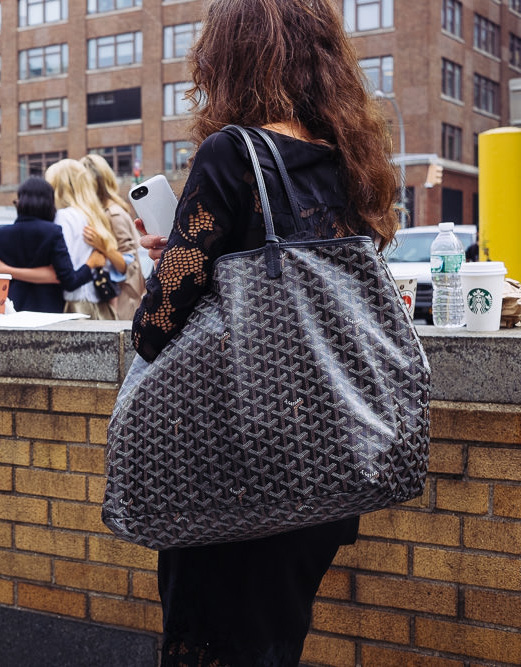 the ultimate bag guide  the goyard st  louis tote and goyard anjou tote