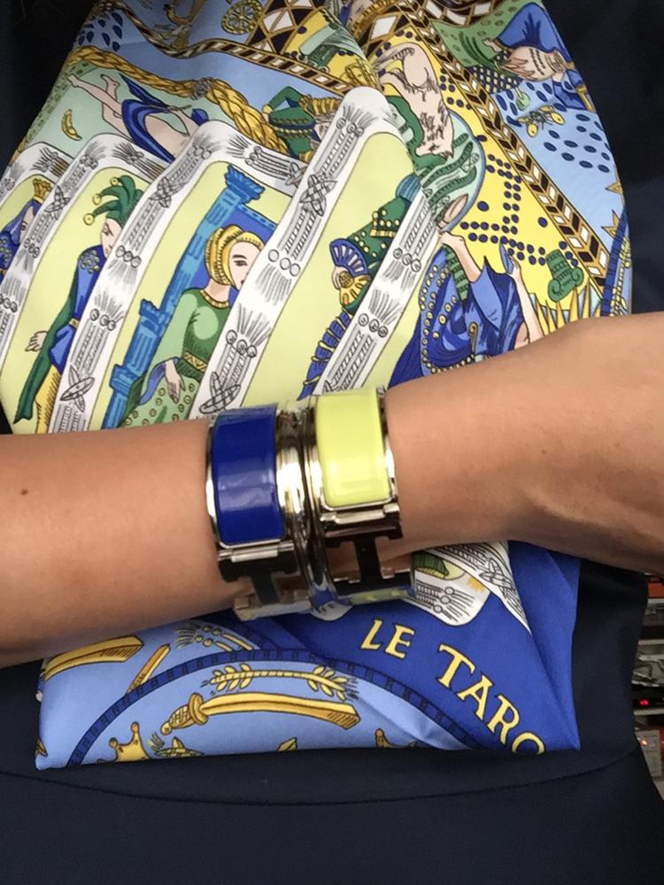 tPF Member: Legal2shop Bracelet: Hermès Clic Clac Bracelets
