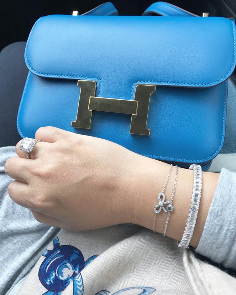 tPF Member: Natalie J Bag: Hermès Constance Bag