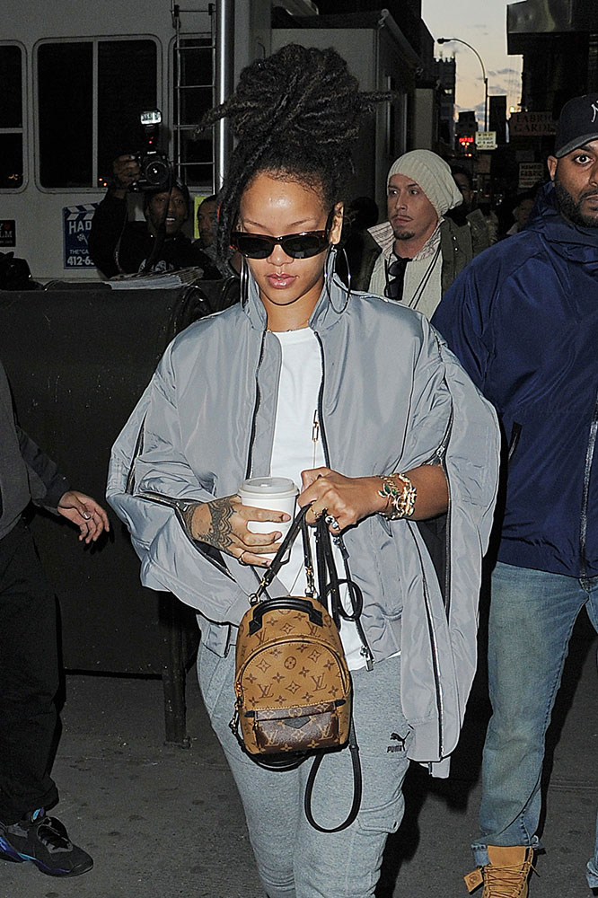 Celebs Mix It Up with Bags from Mansur Gavriel, Mulberry