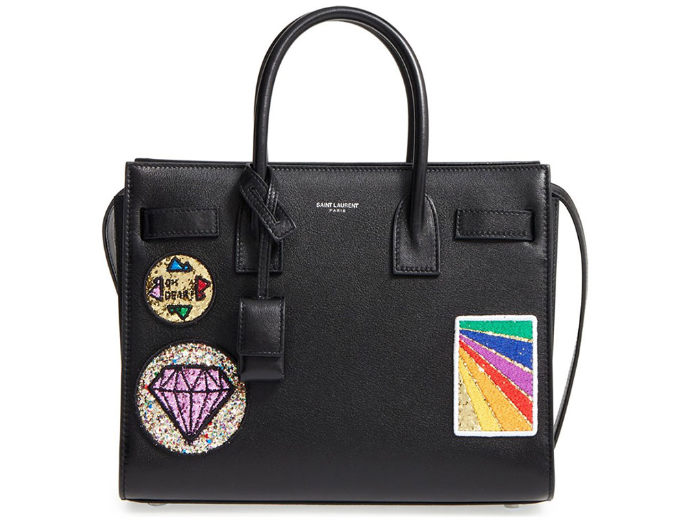 Bags with Patch Embellishments Might Just Be the Next Big ...