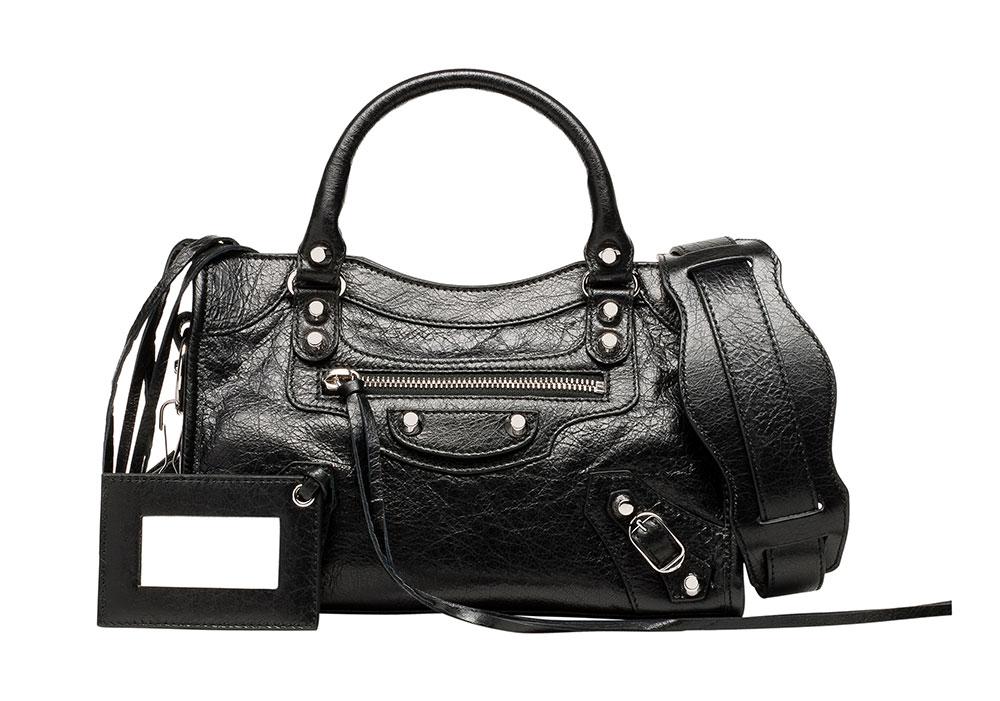 Balenciaga Introduces Two New City Bag Sizes Check Out