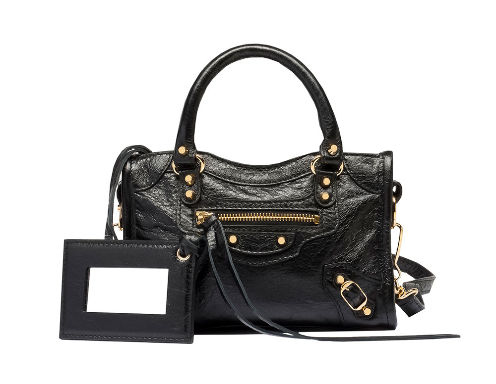 Balenciaga Introduces Two New City Bag Sizes; Check Out ...