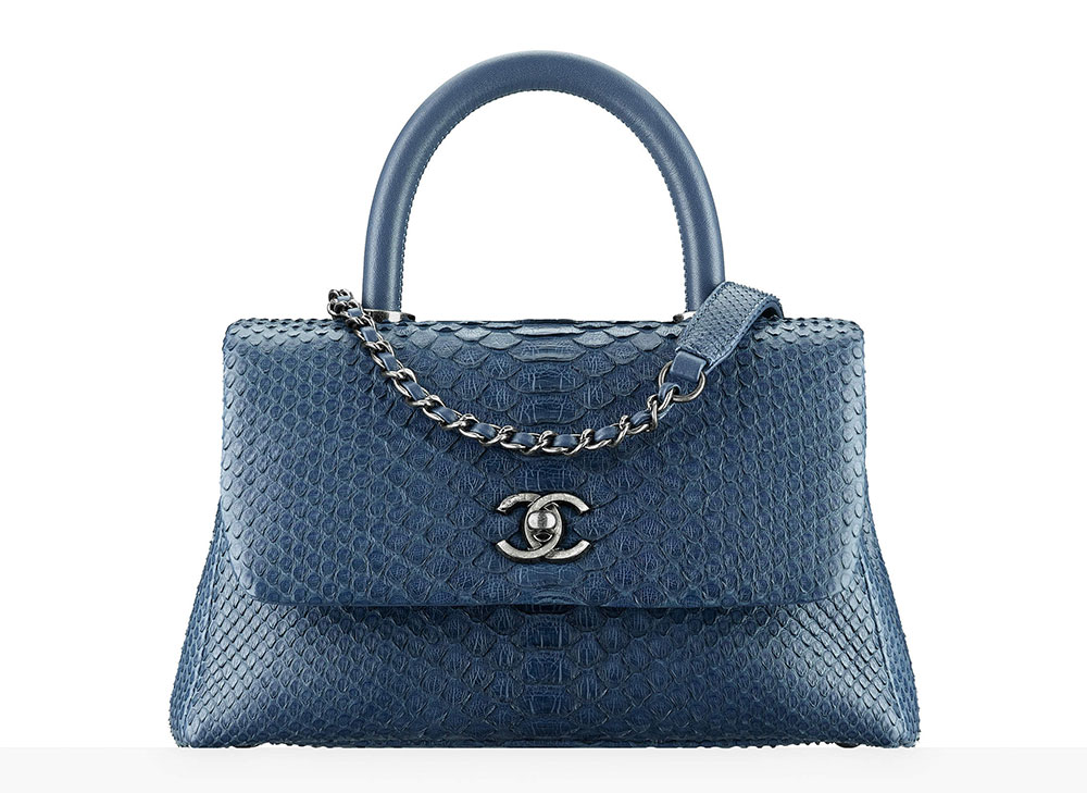 Check Out 92 Of Chanel S Spring 2017 Bag Pics Prices