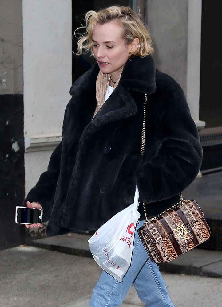 celebs show off a staggering bag selection from alexander