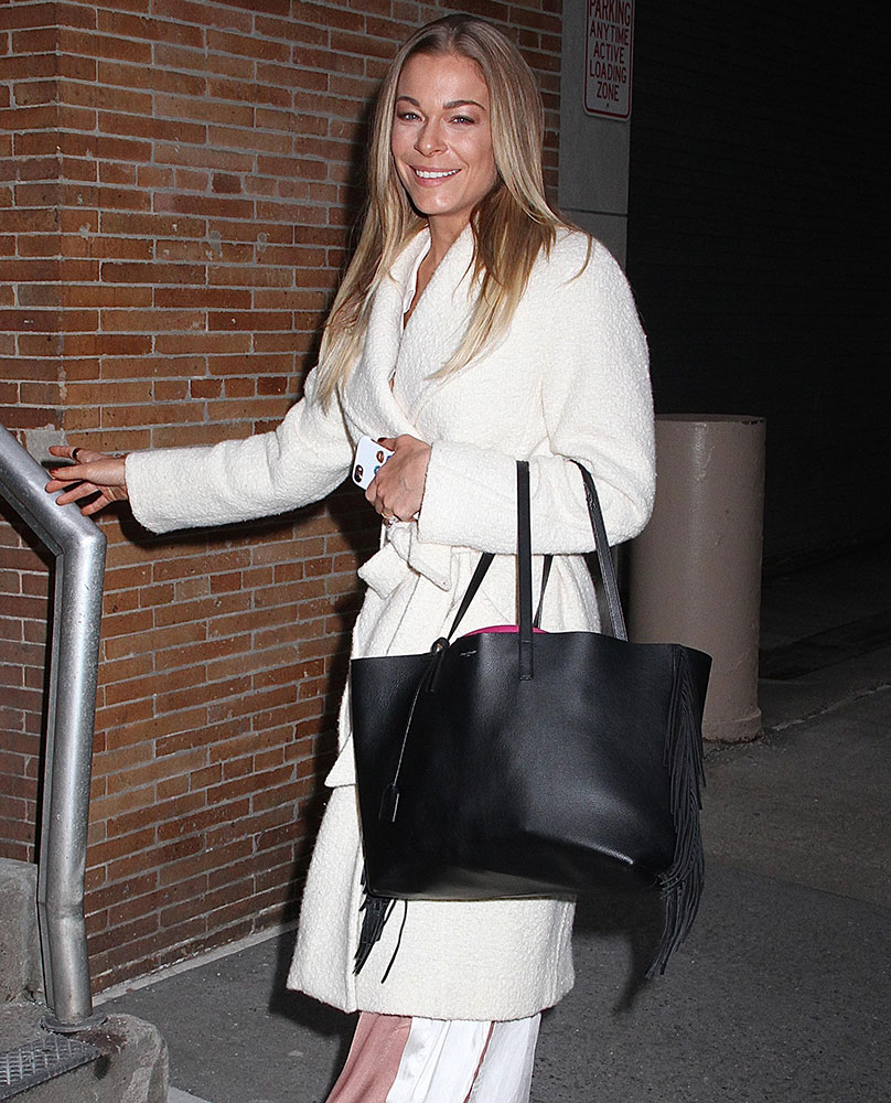 Celebs Show Off a Staggering Bag Selection from Alexander ...