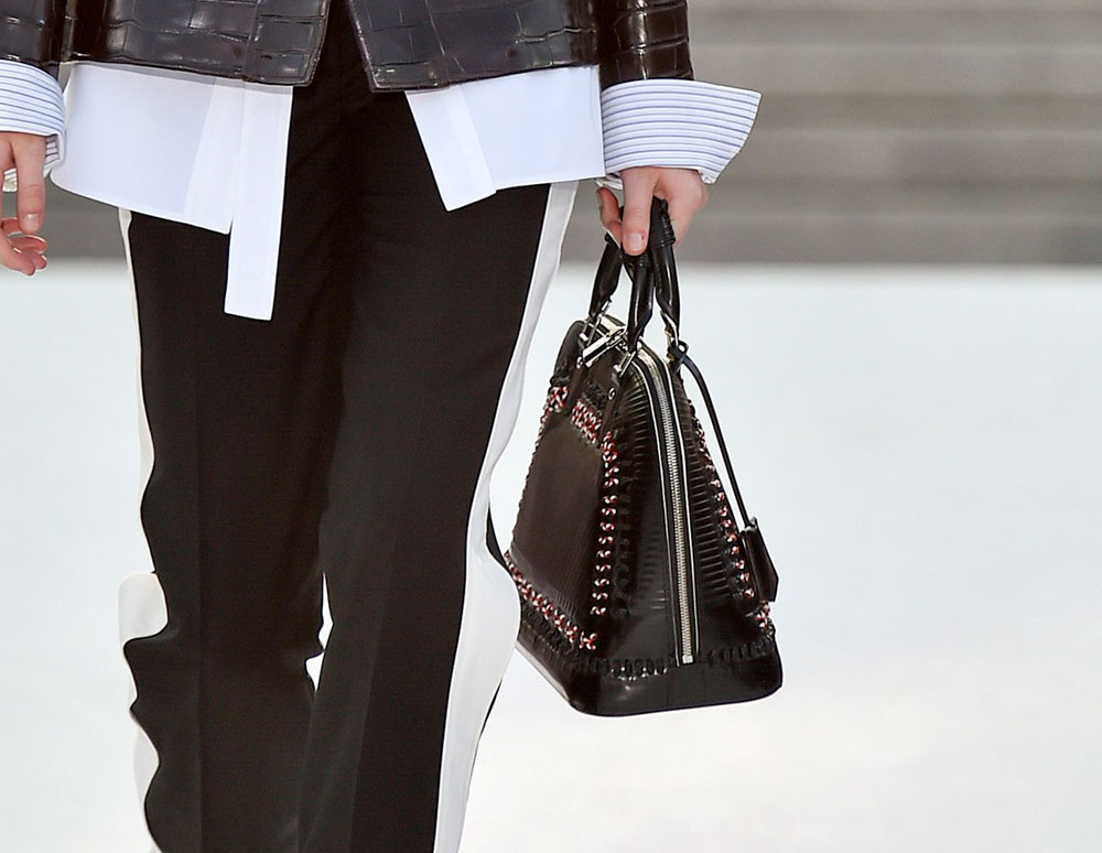 check out louis vuitton u0026 39 s brand new cruise 2018 bags  straight from the runway