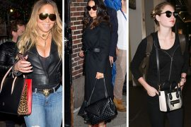 Today, Celebs Carry Alluring New Bags from Chanel, Louis Vuitton and Stella McCartney