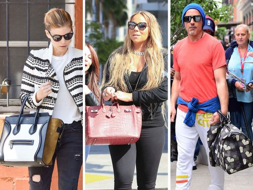 80f5b99a395512 This Week, a Befuddling Assortment of Celebs Carried Chanel, Gucci and Dior