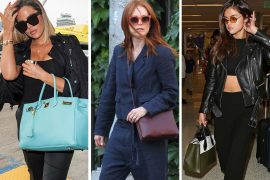 This Week, Louis Vuitton and Céline Bags Were the Undisputed Celebrity Favorites