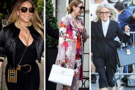 This Week, Timeless Divas Carried Bags from Chanel, Dior, Hermès and Céline