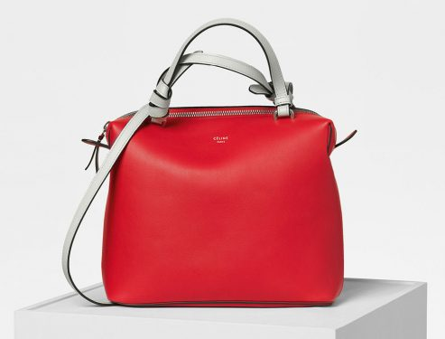 Introducing the Céline Soft Cube Bag