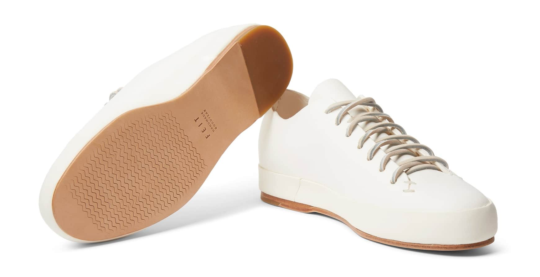 Feit Leather Sneakers