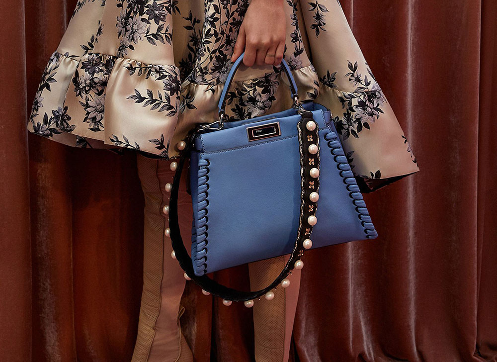 Fendi Sticks Mostly to Recent Favorites for Its Brand New ...