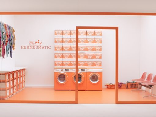Hermesmatic Pop Up NYC