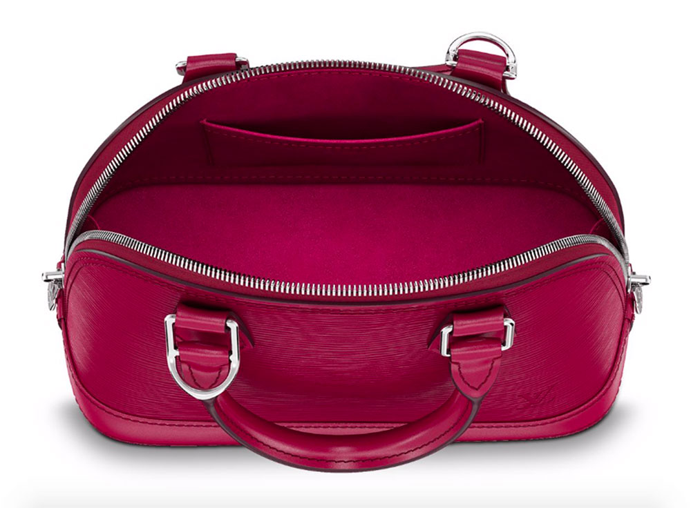 the ultimate bag guide the louis vuitton alma bag purseblog. Black Bedroom Furniture Sets. Home Design Ideas