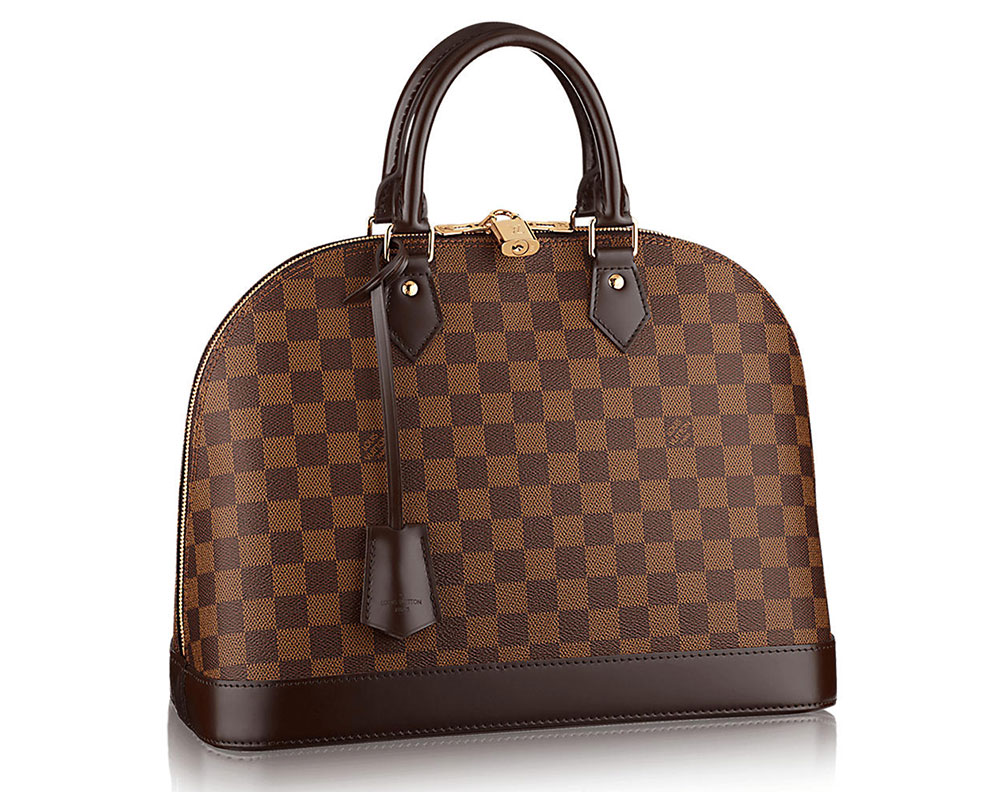 the ultimate bag guide  the louis vuitton alma bag
