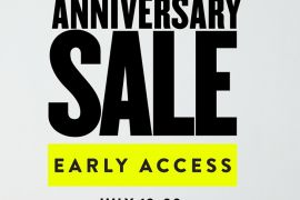 Earn 10 Points Per Dollar at the Nordstrom Anniversary Sale Today!