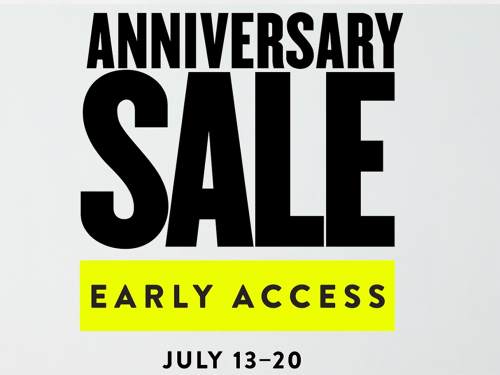Nordstrom Anniversary Sale 10 Points