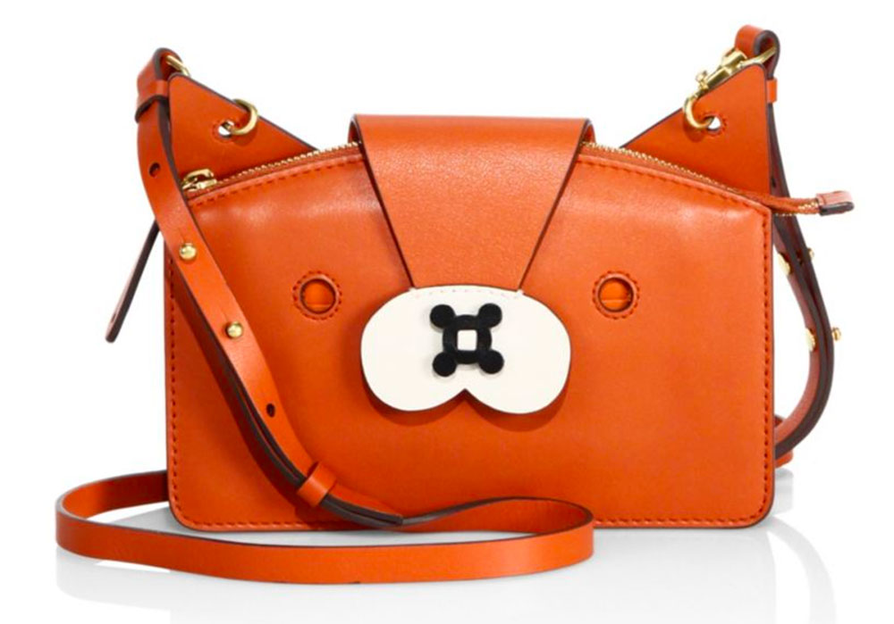 These Anya Hindmarch Animal Bags Are The Cutest Novelty