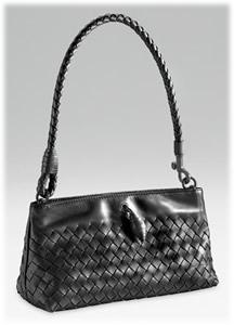 Bottega Veneta Woven Leather Mini Bag