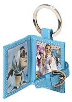 Coach Mini Signature Soho Picture Frame and Keychain