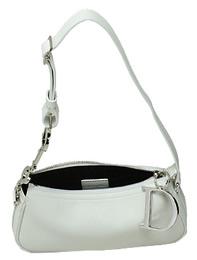 Christian Dior Logo Charms Handbag