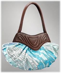 Emilio Pucci Mombasa Print Small Shell Bag