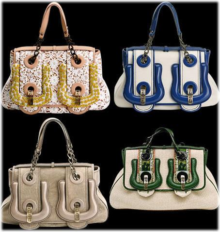 Fendi B Bags