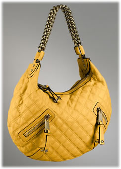 Marc Jacobs Collection Hobo Banana
